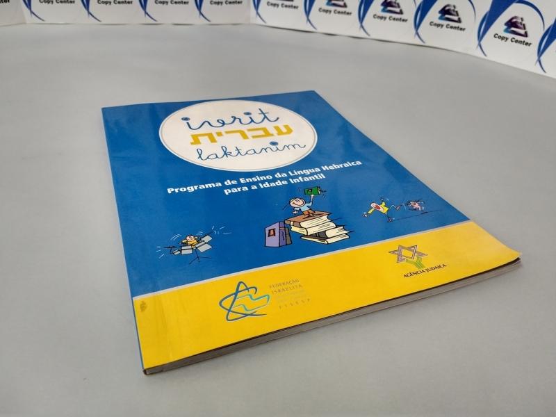 Encadernação de Livros ALDEIA DA SERRA - Encadernação Espiral