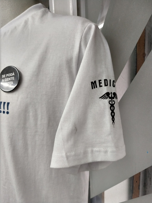 Gráfica de Impressão Digital Camiseta Pari - Impressão Digital Camiseta