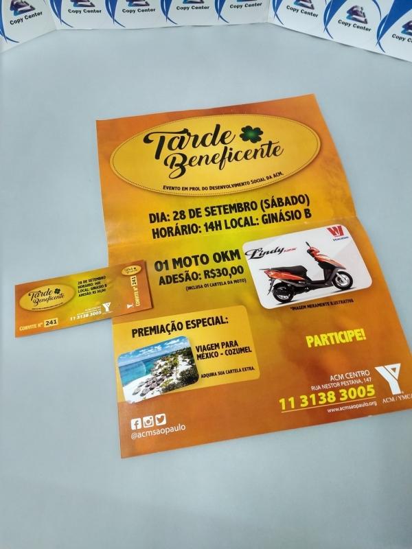 Gráficas de Impressão Cartaz Vila Romana - Impressão de Cartaz A3 Colorido