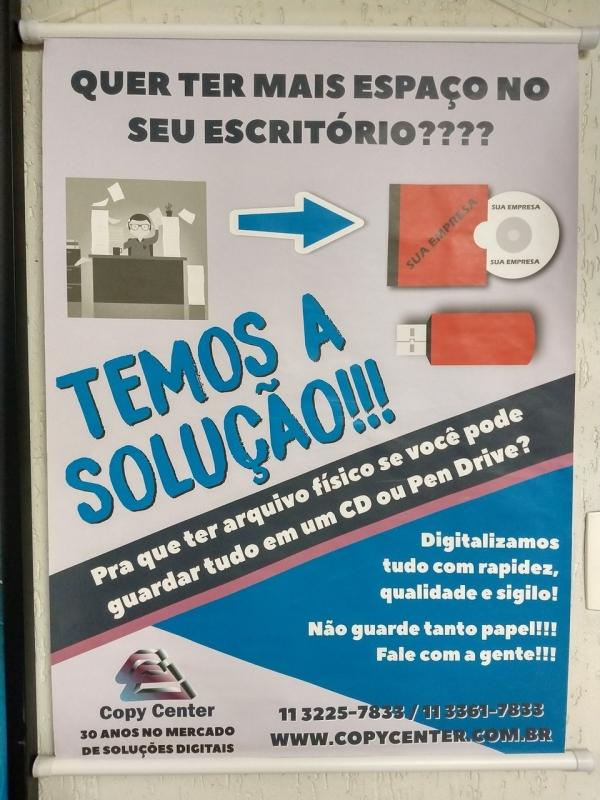 Impressão Digital Banner Preço Centro de São Paulo - Banner para Impressão