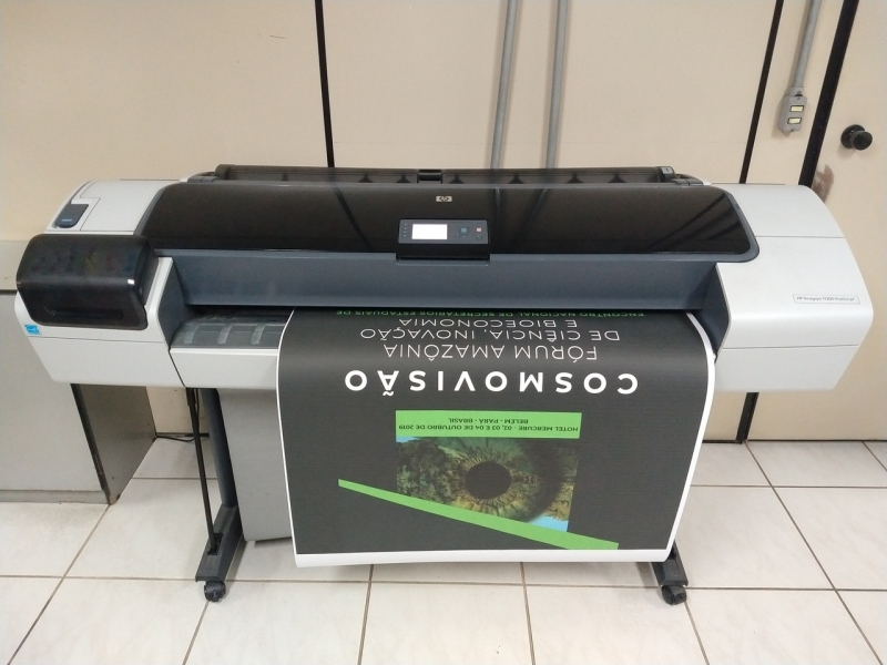 Impressão Digital Grande Cerqueira César - Impressão Lona Grande Formato