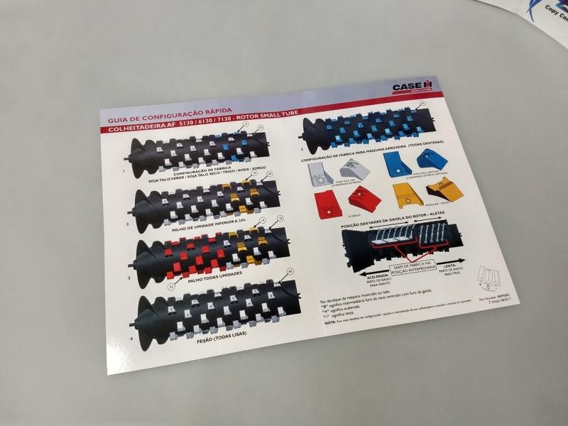 Impressão Digital Manuais Alto de Pinheiros - Impressão Digital Camiseta