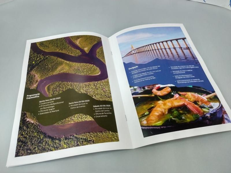 Impressão Digital Revistas Jardim Guedala - Impressão Digital Boleto