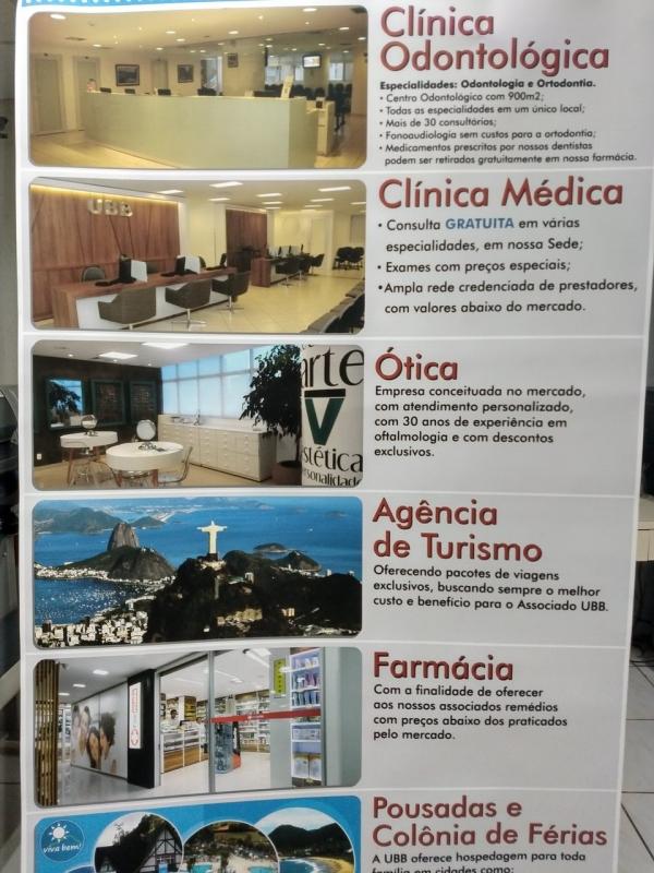 Impressões Banners Lonas Vila Romana - Impressão de Banner