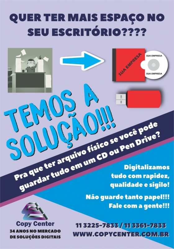 Onde Tem Digitalização Apostilas Sé - Digitalização de Documentos