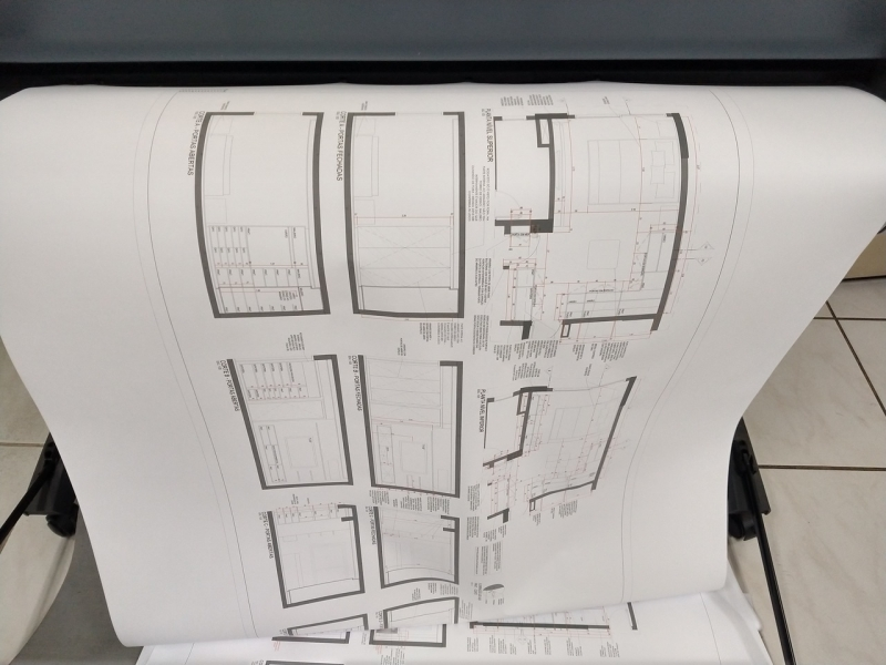 Quem Faz Plotagem A0 Vila Pompeia - Plotagem de Projetos
