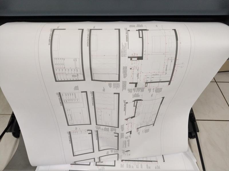 Quem Faz Plotagem Autocad Roosevelt (CBTU) - Impressão Plotagem