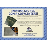 encadernação tcc Centro de São Paulo