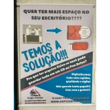 impressão banner em lona preço Vila Buarque