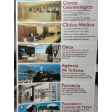 impressão de fotografia em grande formato Parque Dom Pedro