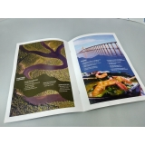 impressão digital revistas Santa Cecília