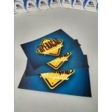 impressões digitais cartões Cambuci